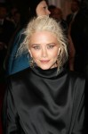 Mary-Kate Olsen walks the red carpet at the Met Gala at the Metropolitan Museum of Art in NYC