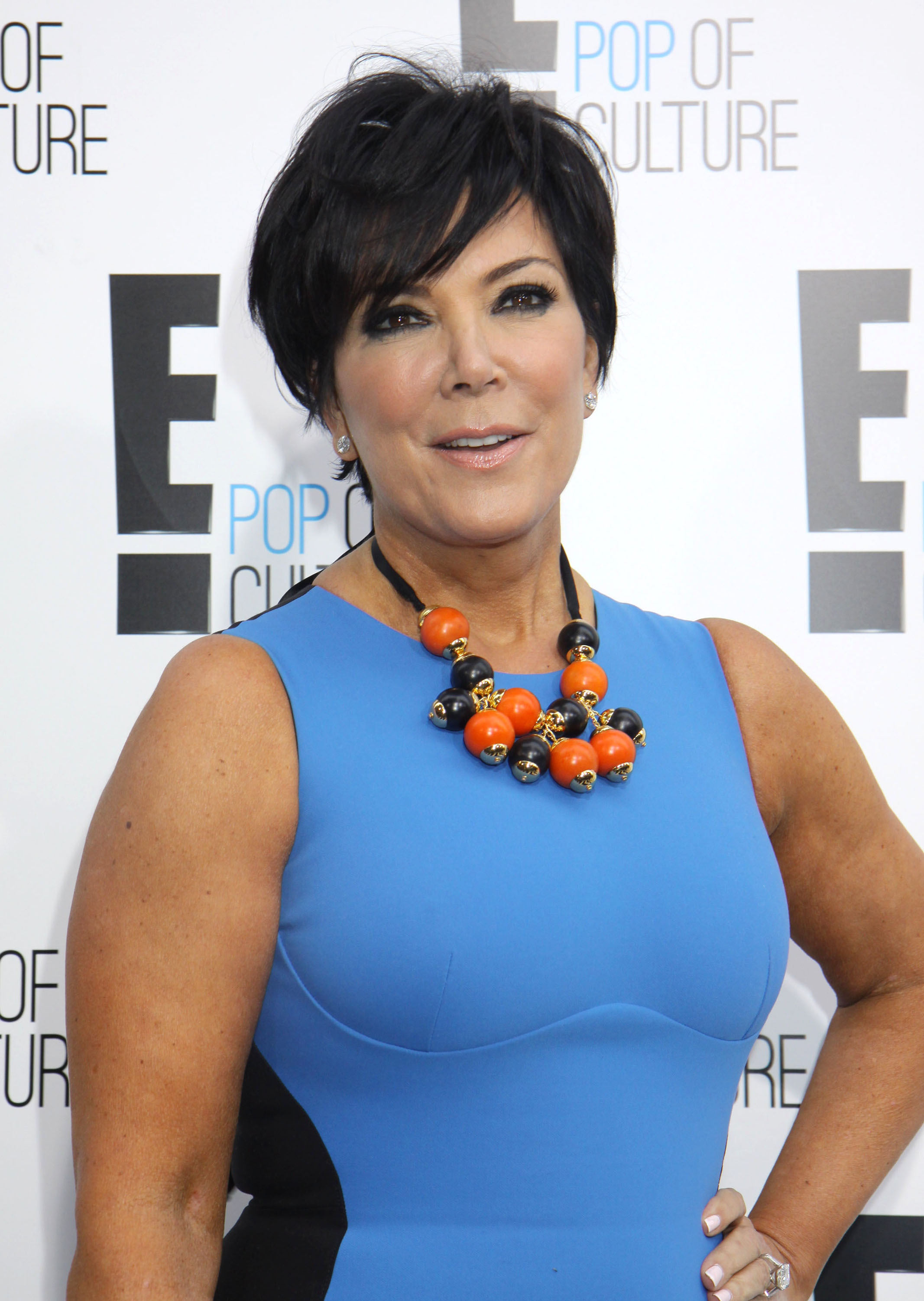 "Kris Jenner denies that her giant lips were from a procedure: ""It ..."
