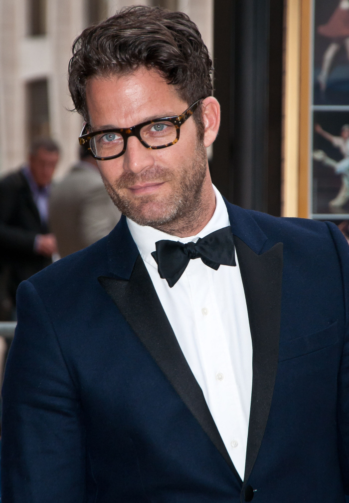 Cele Bitchy Nate Berkus Is Scruffy Bespectacled And 40