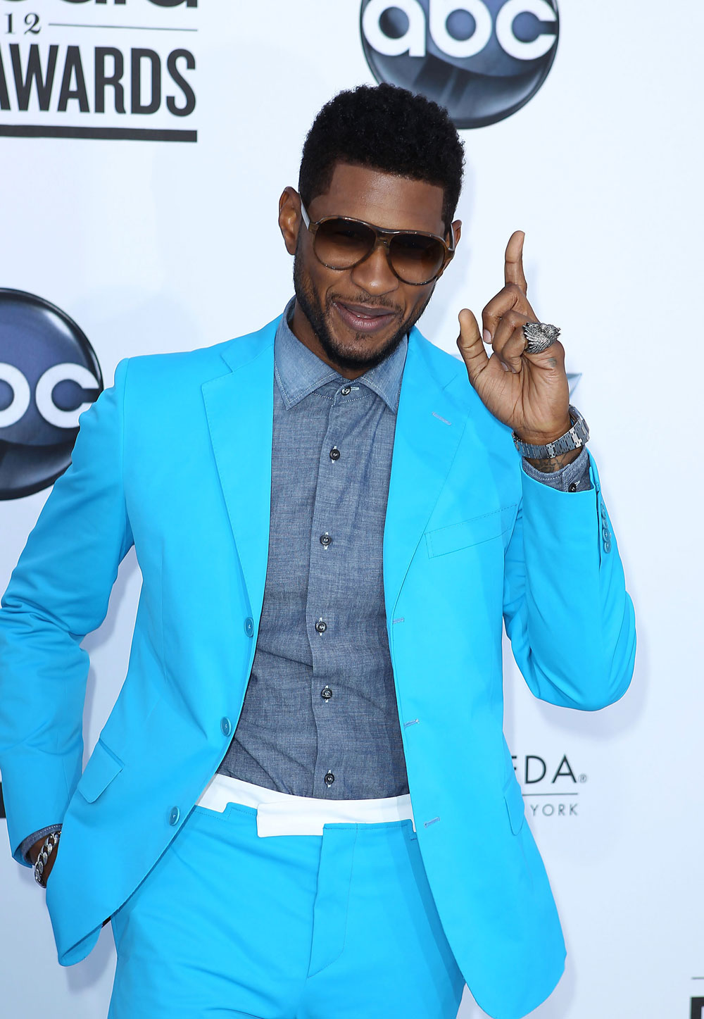 Usher roller shoes video - Usher Previous