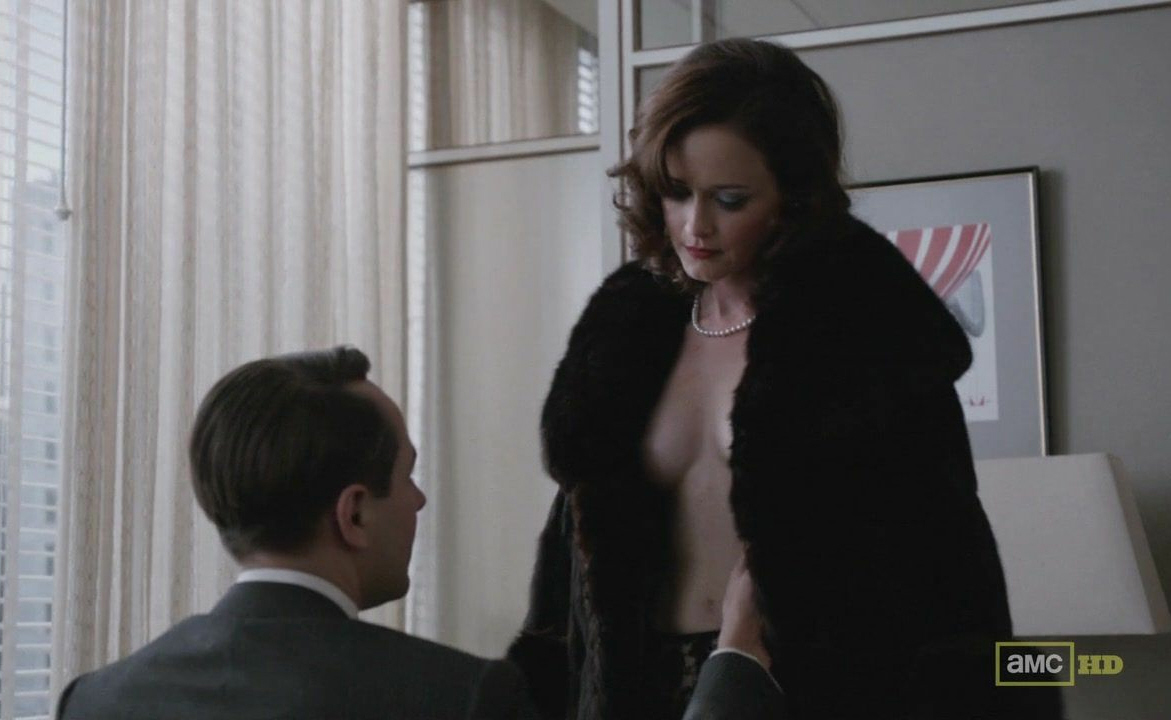 Alexis bledel mad men s5e09