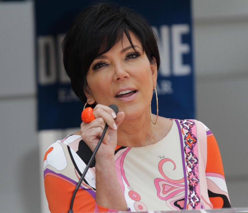 Is Kris Jenner the biggest