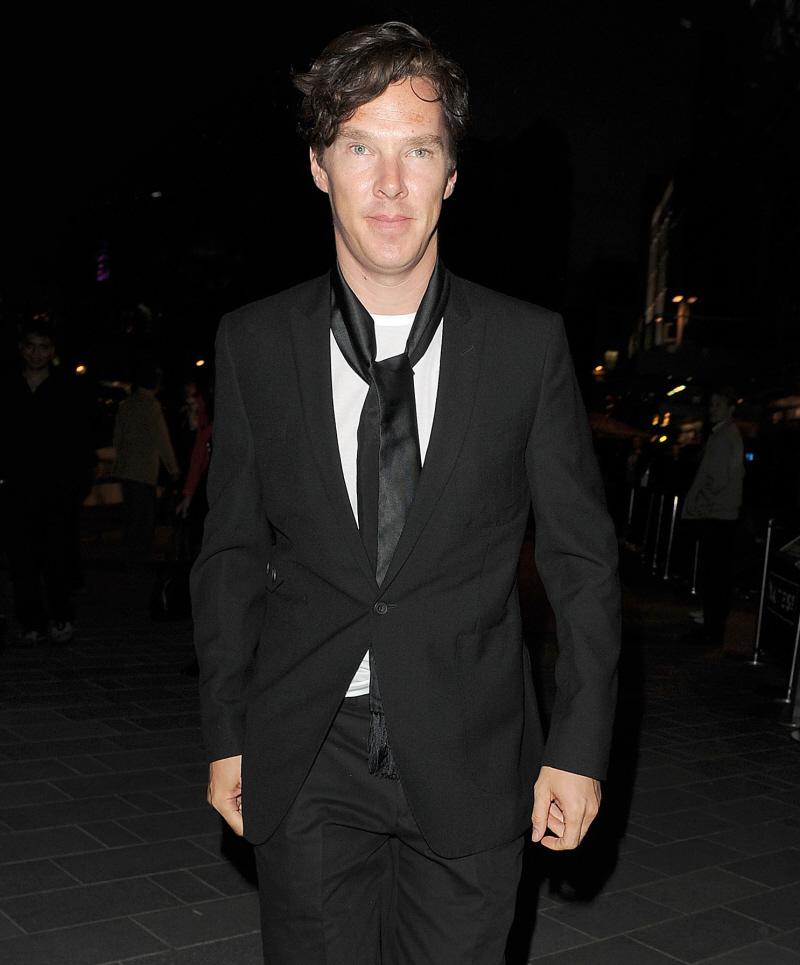 Gallery For > Benedict Cumberbatch Runway Benedict Cumberbatch