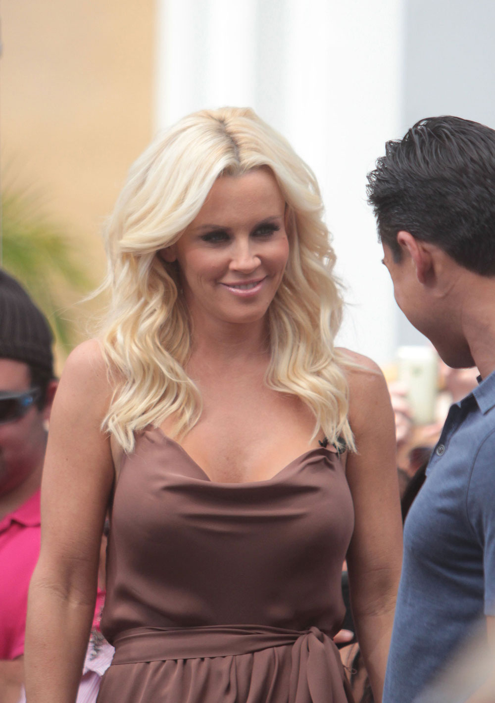 """Jenny McCarthy on her Playboy cover: """"I grew out a bush"""""""