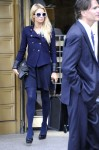 Paris Hilton Leaves Federal Court