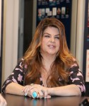 "Kirstie Alley Promotes Her New Book ""The Art of Men"" in NYC"