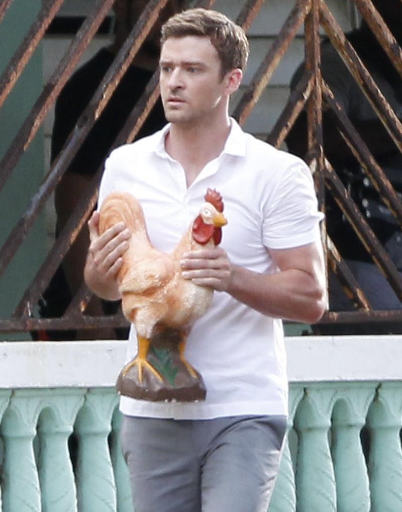 justin timberlake nude cock
