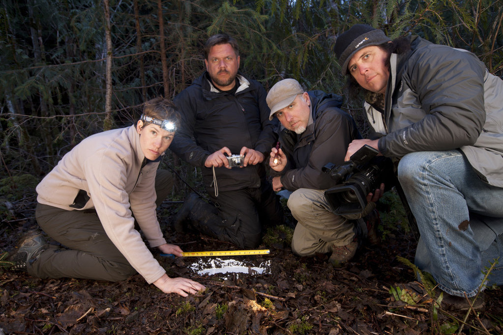 Cele Bitchy Finding Bigfoot Cast Hilariously Takes