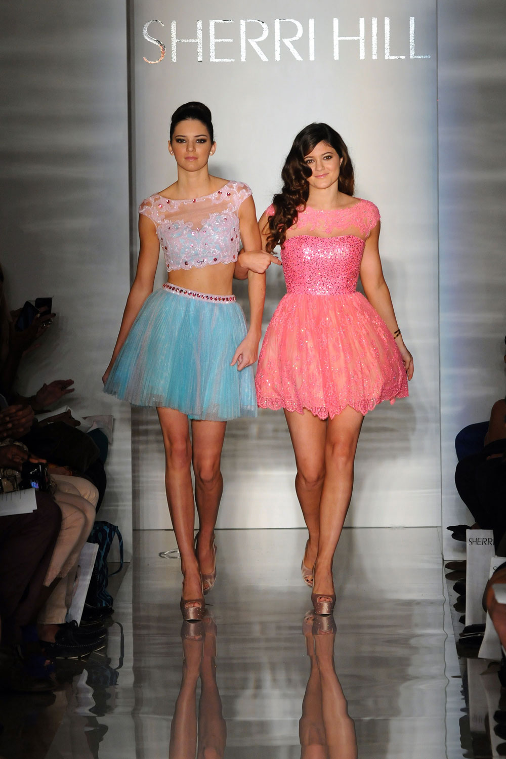 Kylie, Kendall Jenner (15, 16) stop attending high school to focus on ...