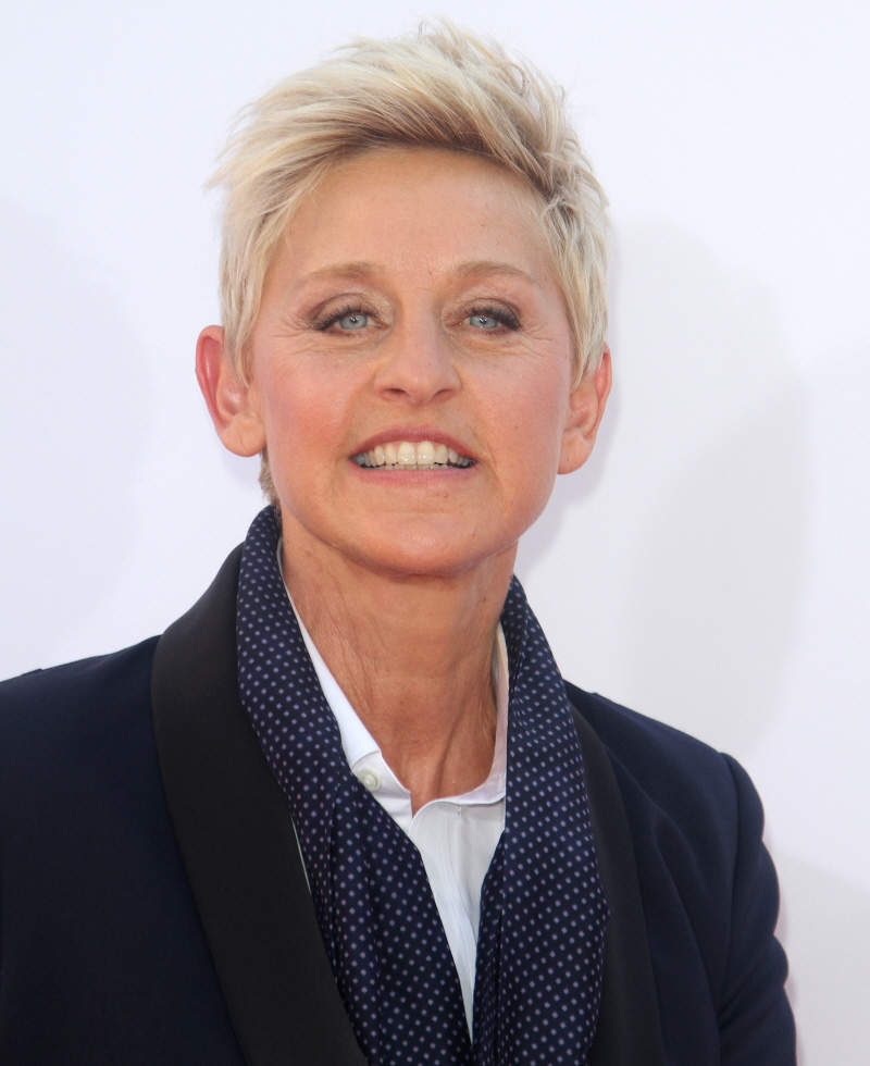 Cele|bitchy | Enquirer: Ellen DeGeneres has spent a fortune on ...