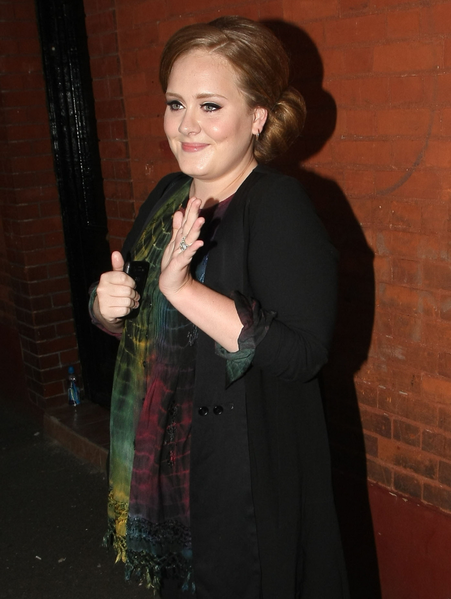 Adeles Baby Daddy Adele has finally given birth