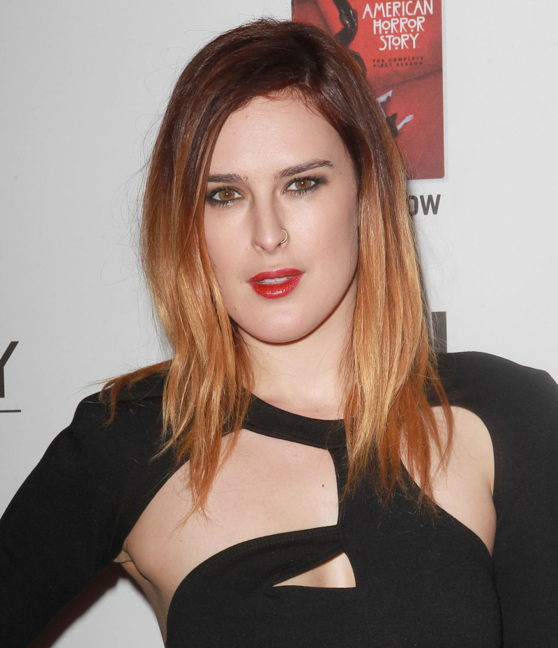 Zachary Quinto Rumer Willis Rumer willis shows off herZachary Quinto Rumer Willis