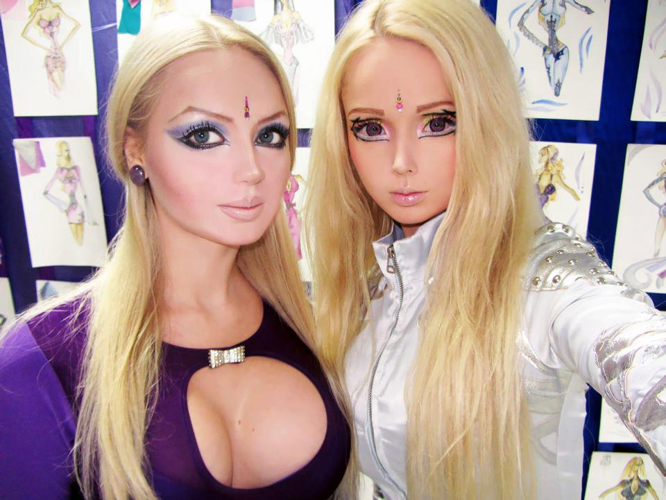 human barbie meets anime girl Why human ken doesn't see human barbie's appeal and while penny says she loves my body and my shape, she'd still like to have more extreme portions.