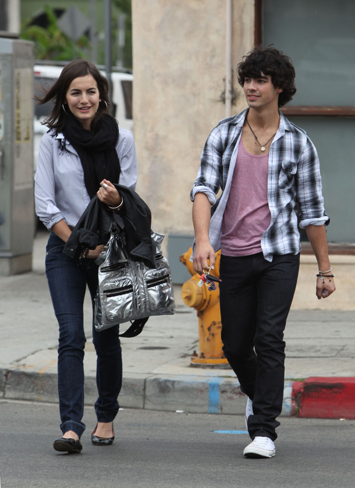 Camilla Belle Joe Jonas