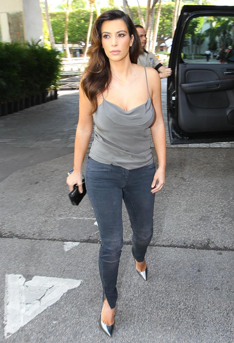 Cele Bitchy Kim Kardashian Amp Kanye Will Get Engaged