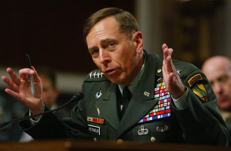 general david petraeus thesis Michael hastings has tried to deride general petraeus for that insight, citing a quote from petraeus' princeton dissertation where he wrote, what policymakers david h petraeus spent the better part of a decade living in shitty little trailers in iraq and afghanistan defending the freedoms that we all enjoy.