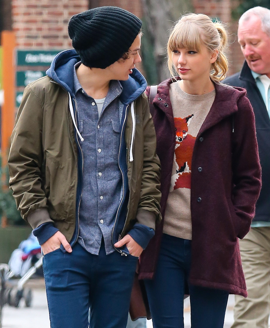 Taylor Swift already met Harry Styles' parents & she wants to buy a ... Taylor Swift