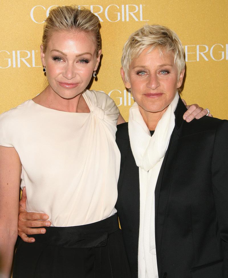 """Portia De Rossi Plastic Surgery: Ellen DeGeneres & Portia De Rossi Are """"on"""