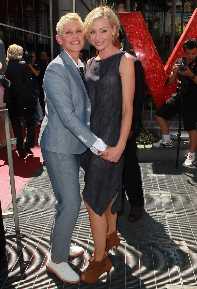 Ellen Degeneres And Anne Heche Kiss   www.imgkid.com - The ...