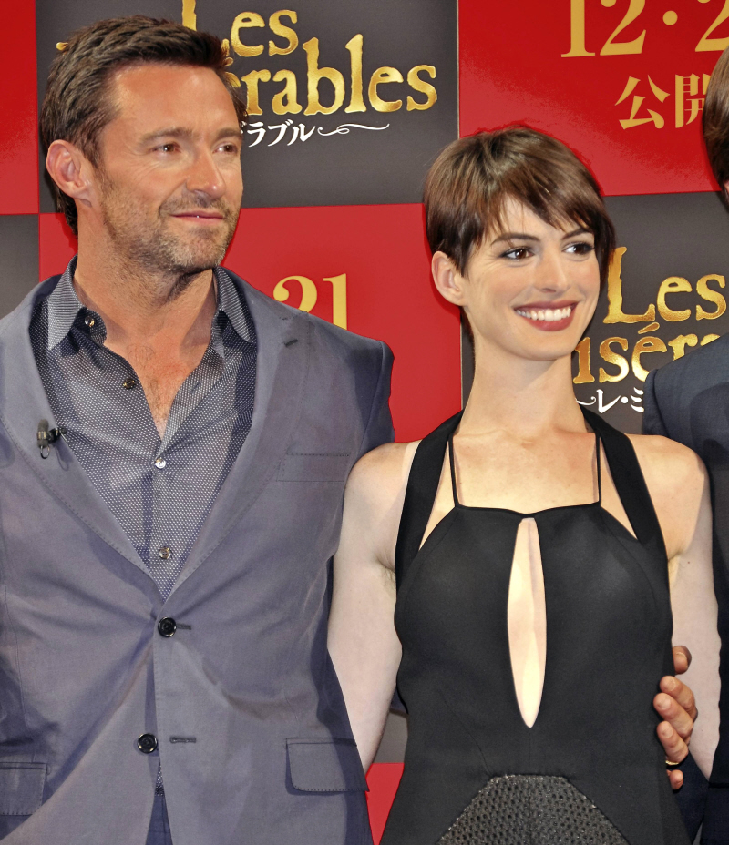 Anne Hathaway Won't Discuss Her 'Les Mis