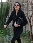 Exclusive... Liberty Ross Leaving Her Home In The Hollywood Hills