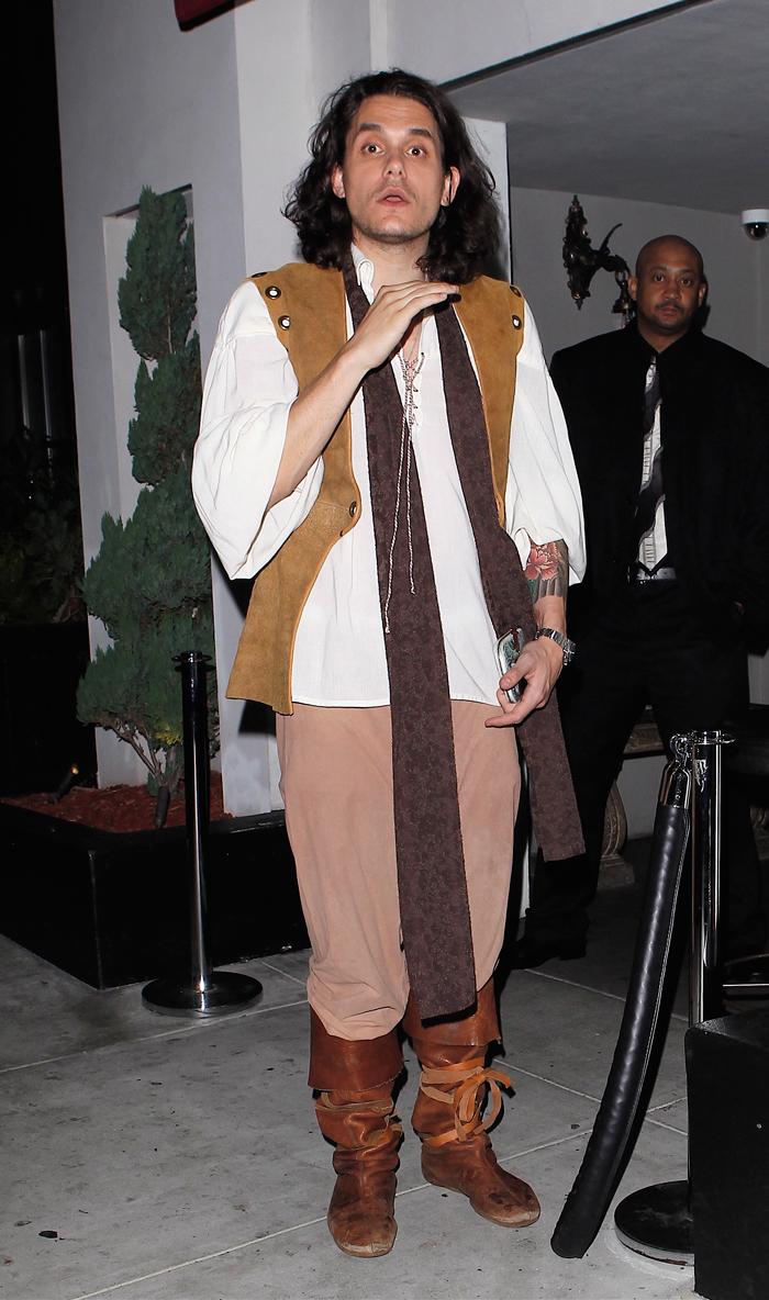 John Mayer Allison Williams