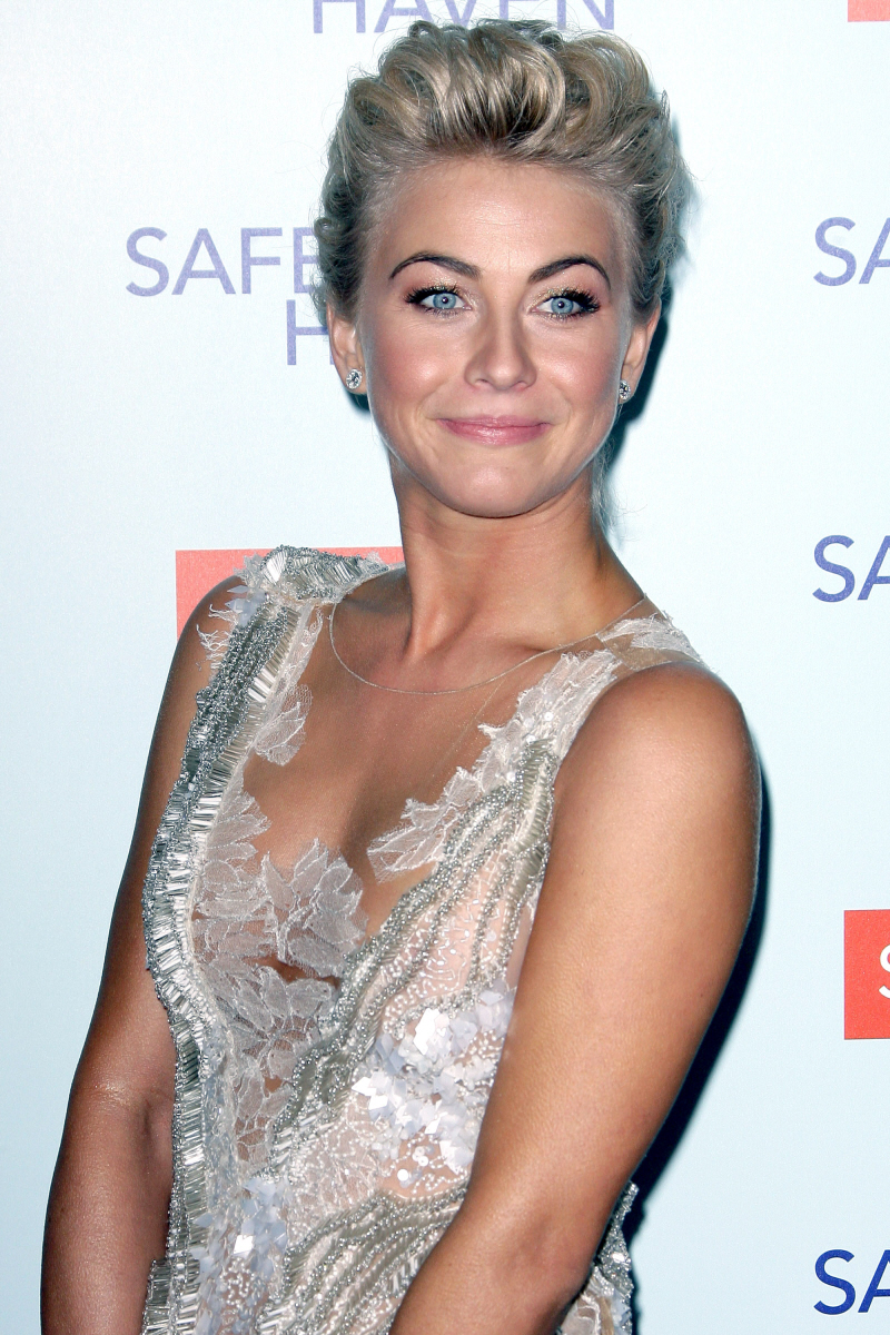 Julianne Hough Safe Haven Hairstylegalleries Com