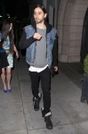 NEW COUPLE ALERT?? Jared Leto seen heading to Mr Chow with restaurant owner Michael Chow's daughter, China Chow