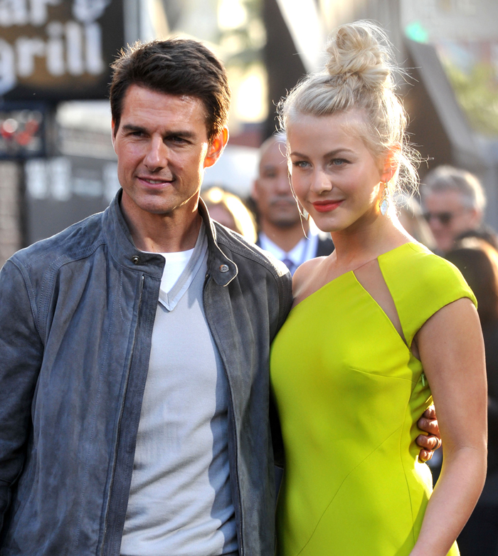 Tom Cruise Julianne Hough