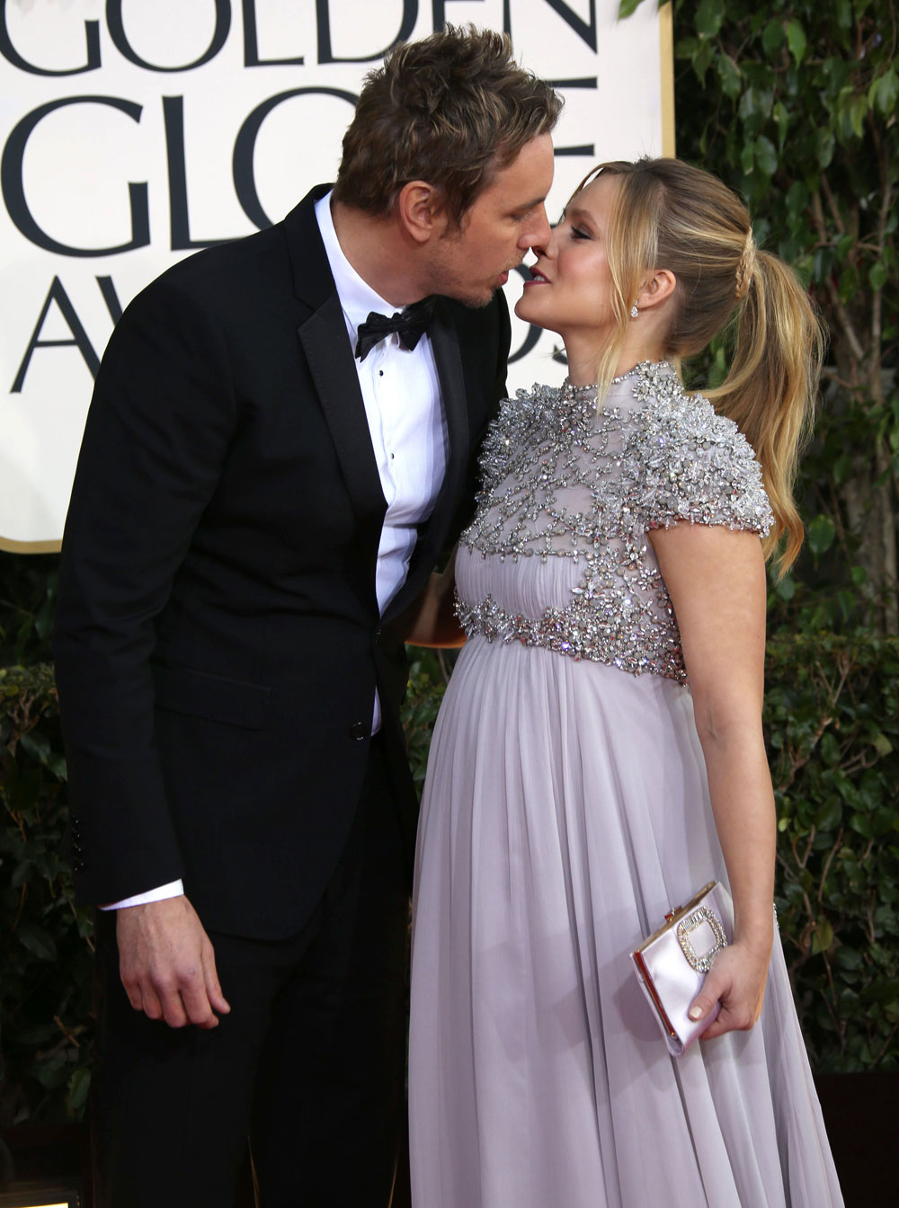 kristen bell dax shepard welcome daughter lincoln that s a girl