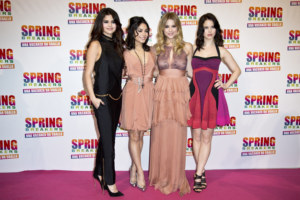 Selena Gomez Vanessa Hudgens