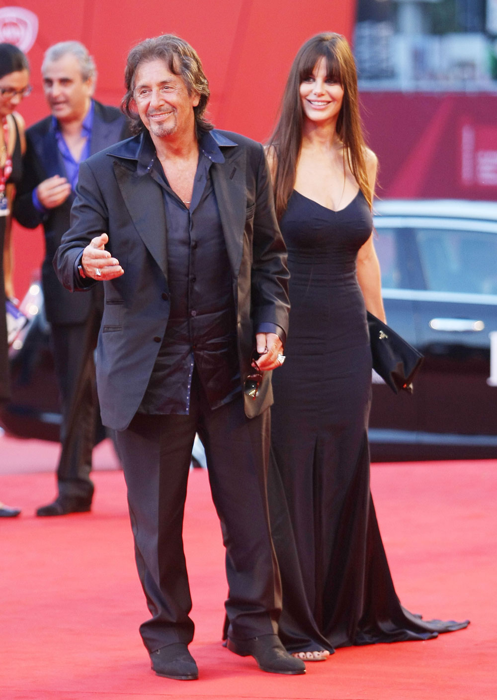 Cele Bitchy Al Pacino 72 Has Been With His 33 Yo