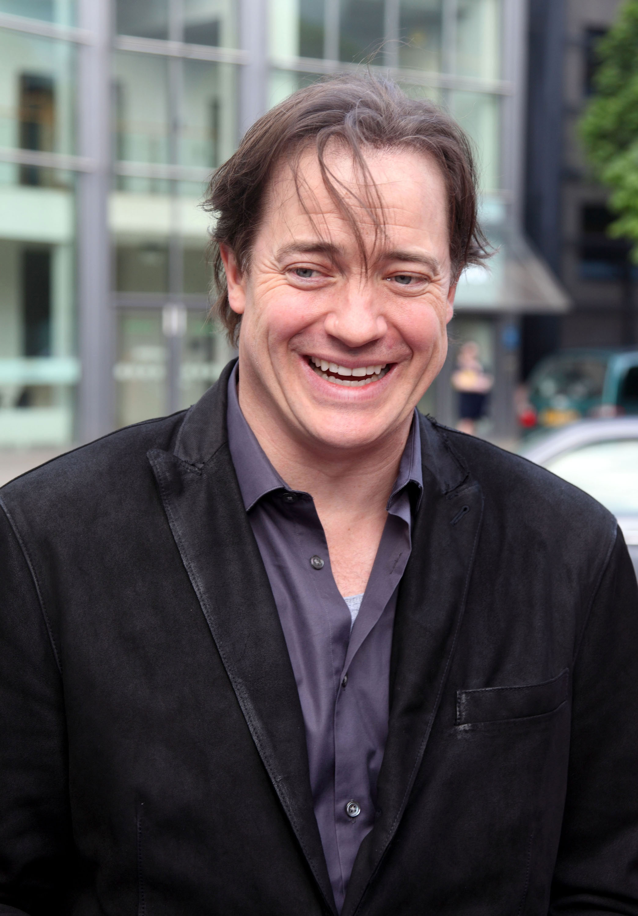 brendan fraser now