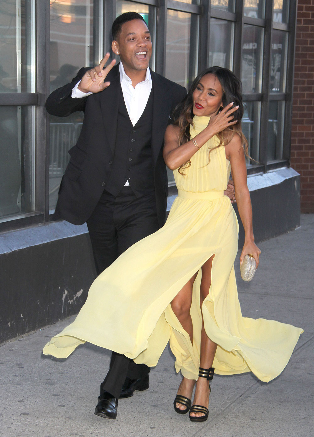 Is will smith and wife bisexuals