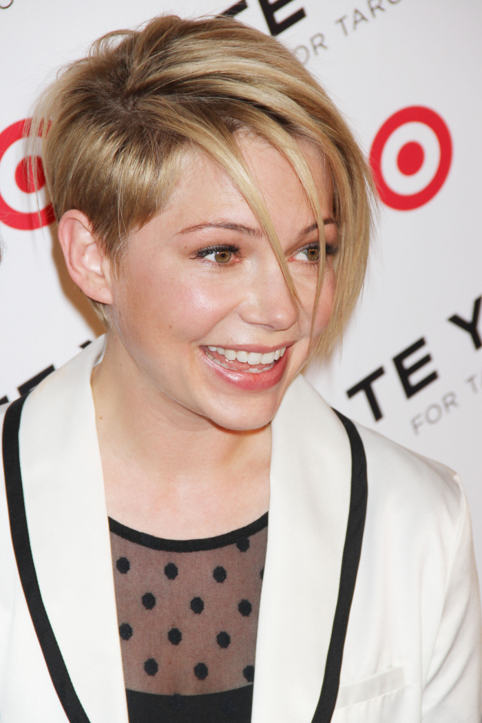 Show-Me Short Hairstyles