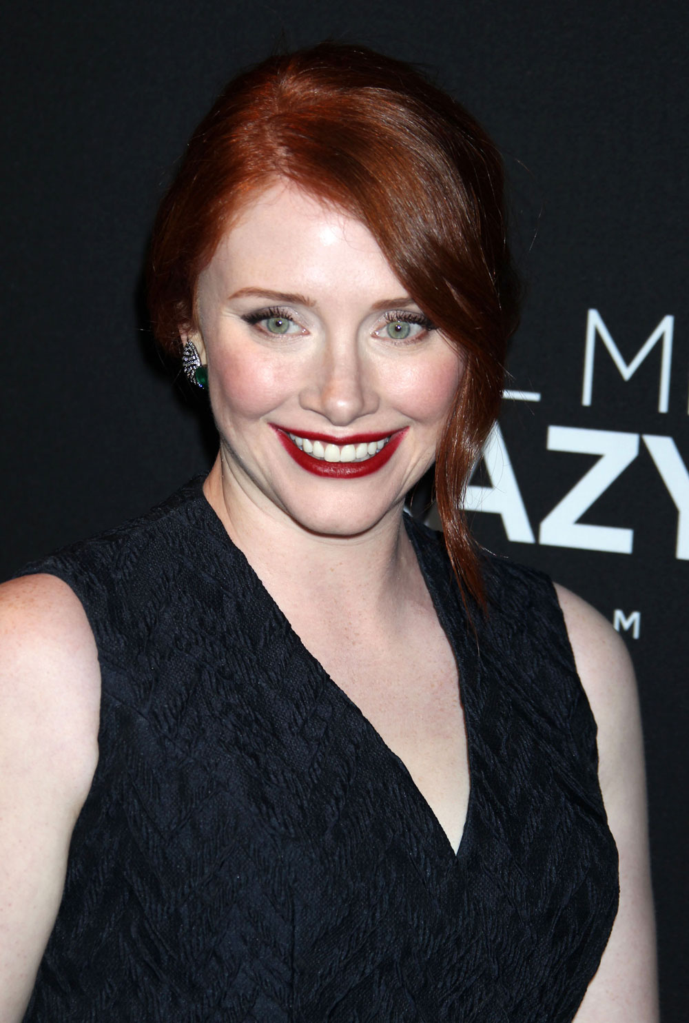 Bryce Dallas Howard on her baby weight critics     people are so    Bryce Dallas Howard Weight Loss 2013