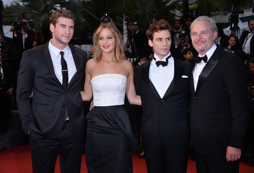 Are Liam Hemsworth  amp  Jennifer Lawrence single  amp  hitting it at Cannes Liam Hemsworth And Jennifer Lawrence