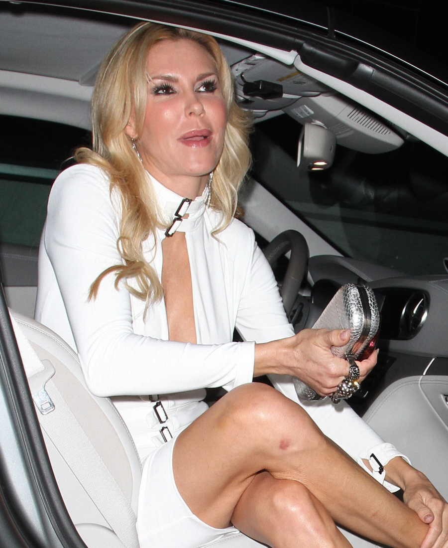 Brandi Glanville previews her 2nd book 'Drinking & Dating' as