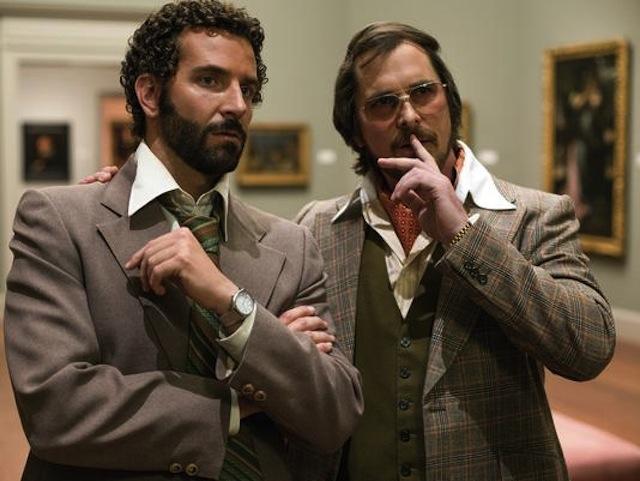 Bradley Cooper Christian Bale
