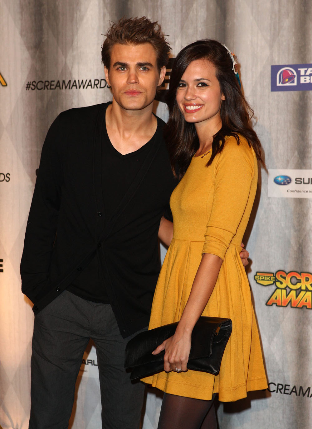 Paul Wesley, Phoebe Tonkin Dating: New PHOTOS Show That Couple May Not ...