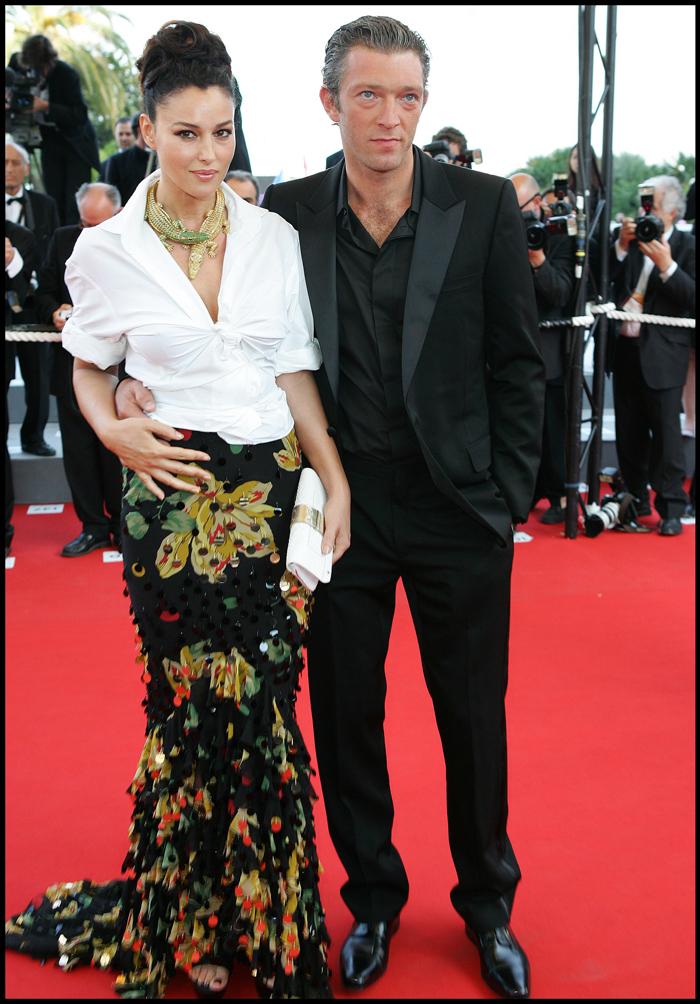 Cele|bitchy | Did Monica Bellucci & Vincent Cassel ...