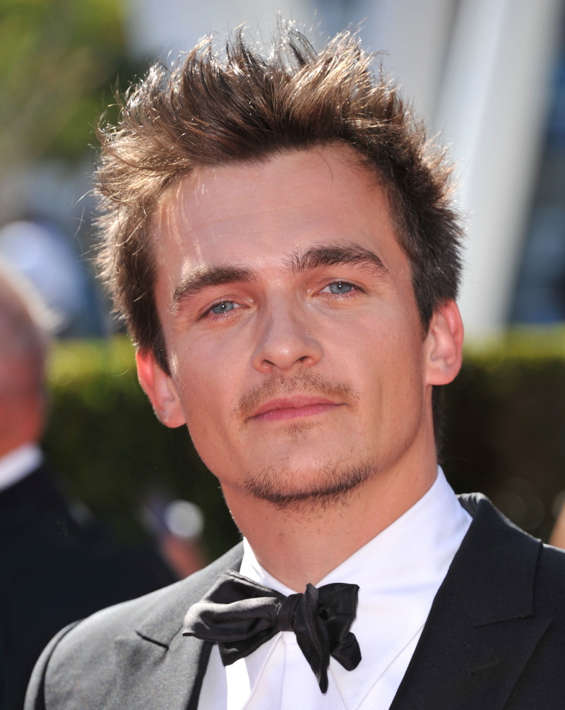 rupert friend orlando bloom