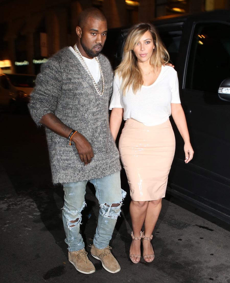 West Else: Kanye 'doesn't Think Anyone Else Deserves To