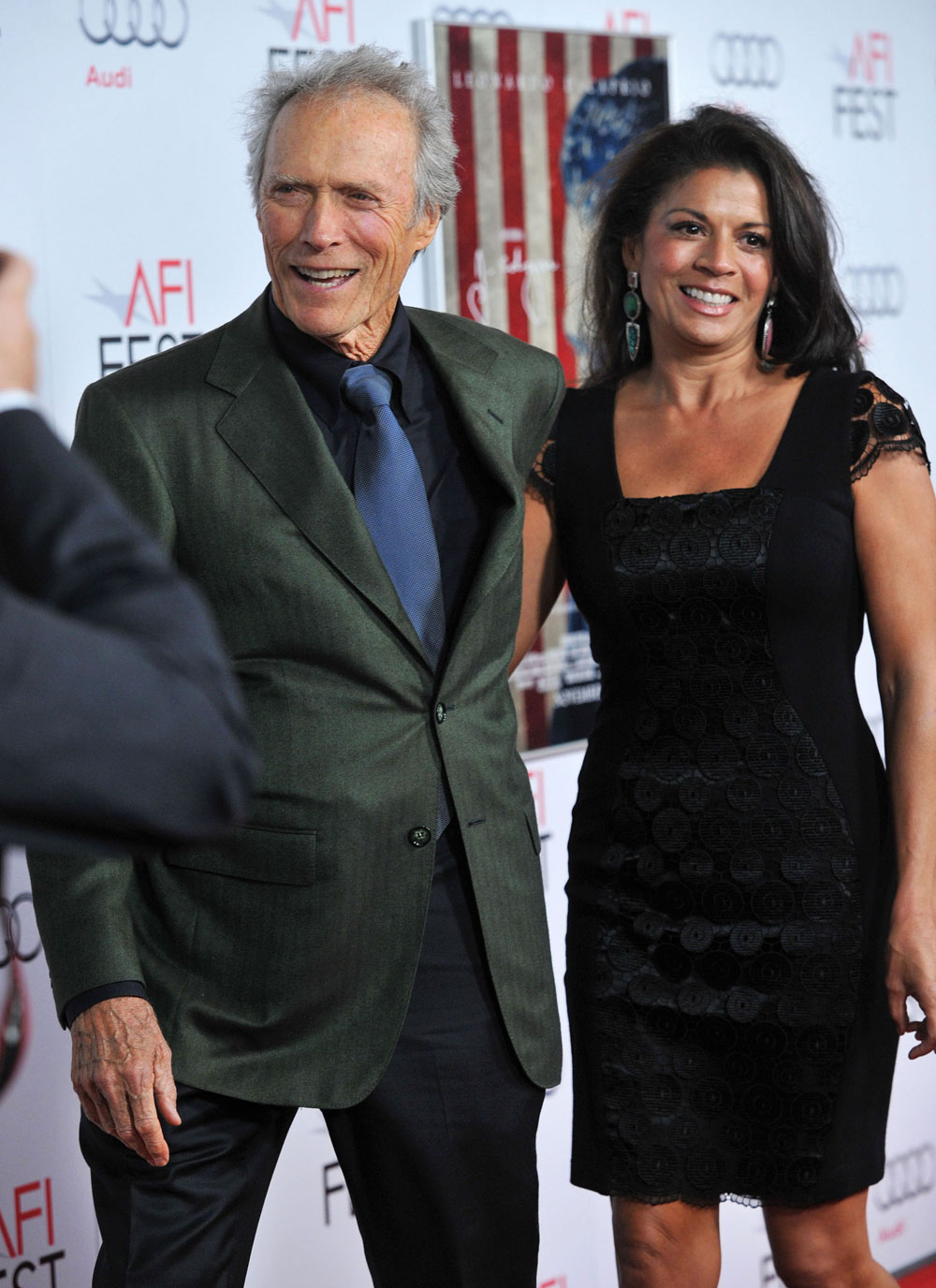 Dina eastwood files for orce from clint eastwood 83 who has a new