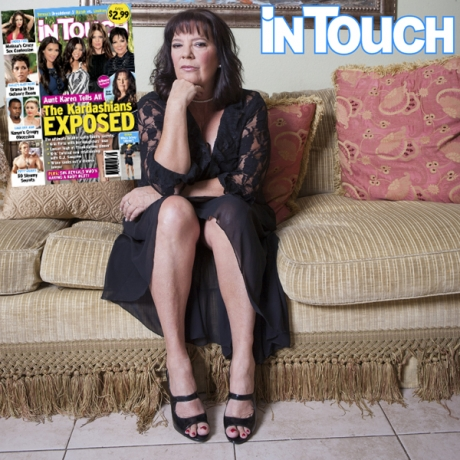 Kris And Karen Houghton >> Cele|bitchy | Kris Jenner's sister confirms that Kris & Bruce are separated, may divorce
