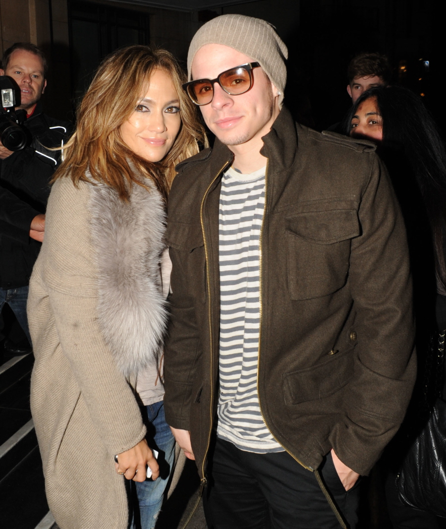 jennifer lopez might be ready to dump casper smart the