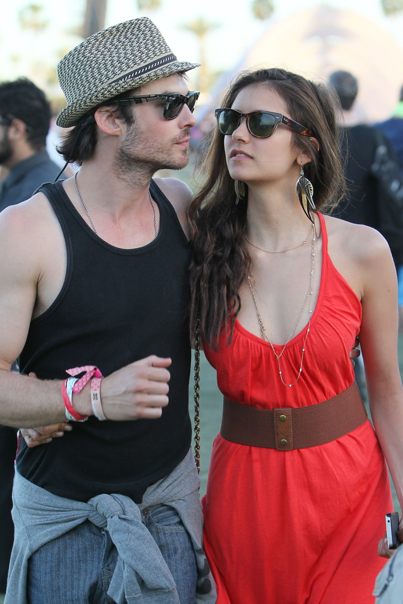 is nina and ian still dating Ian somerhalder and nikki reed have finally revealed their is orlando bloom dating nina nina also claims she still has a close friendship with ian.