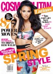 CFL Naya Rivera Spring 2014 Cover