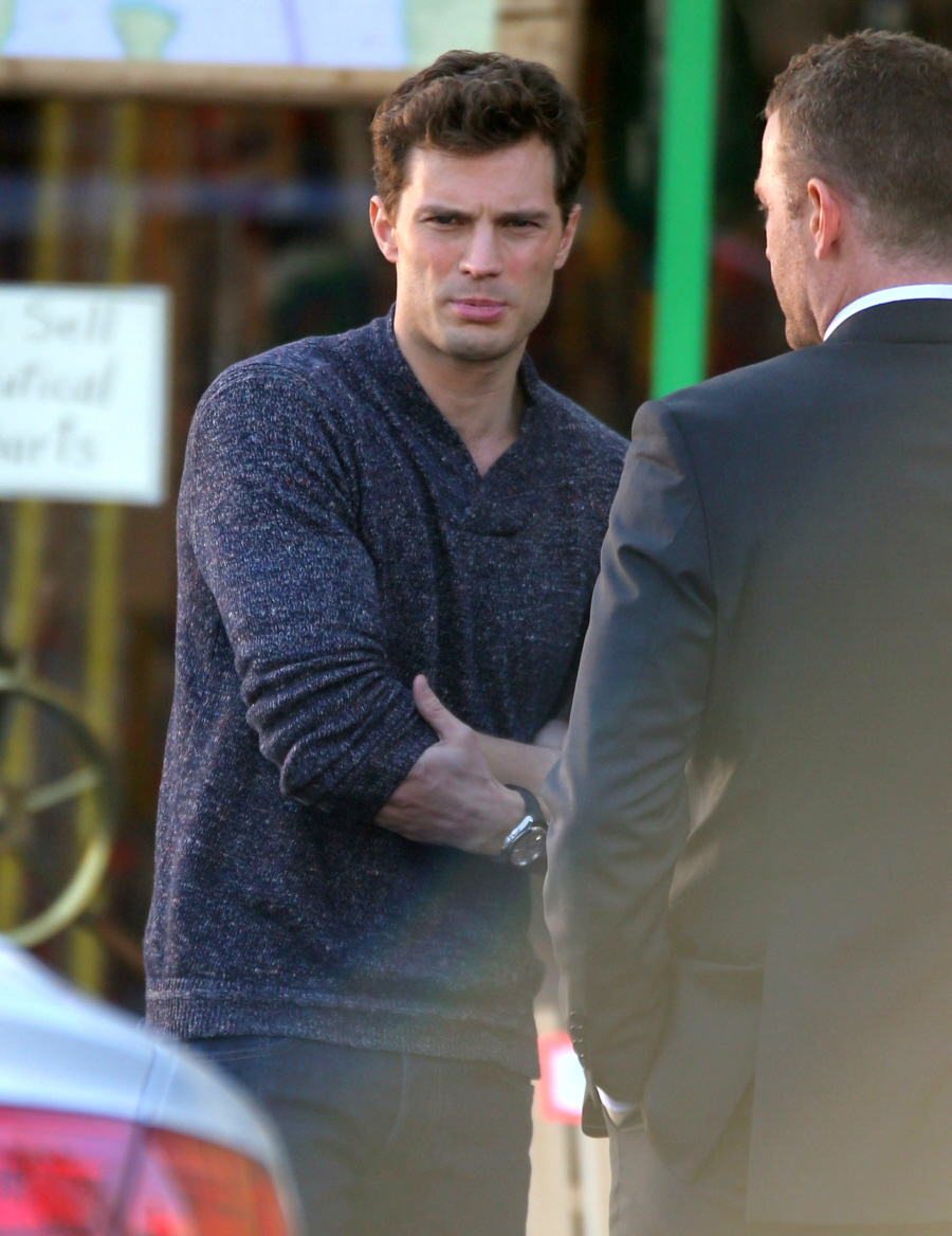 Cele bitchy jamie dornan thinks dakota johnson gets for What kind of movie is fifty shades of grey