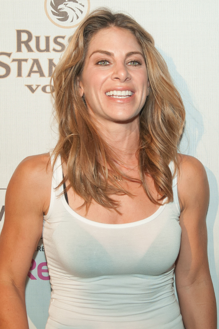 Jillian Michaels Shower